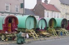 gypsy caravan...