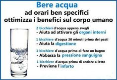 Bere acqua bene! Wellness Fitness, Health And Wellness, Health Fitness, Healthy Habits, Healthy Life, Juice Plus, Motivational Phrases, Natural Cures, Eating Well