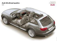 2006 Audi A6 allroad quattro