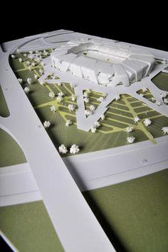 Project: Dalian Football Stadium - UNStudio