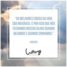 Boa, Cazuza!