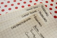 Moleskine Notebook Transformation – A No Binding Required Weekly Planner Tutorial | Kyla Roma
