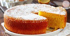 Torta bertolda un dolce di campagna, tipico della lombardia, soffice, morbidissimo e semplice da preparare. Con farina di mais.