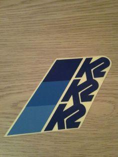 vintage k2 snowboard xtc