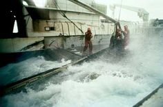 Fishing Image Gallery.. Why was Alaskan fishing named the most dangerous sport in America...