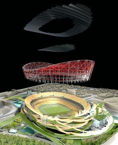 Antoine Predock architect stadium design