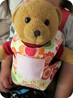 baby+doll+front+carrier+pattern | Doll carrier. Perfect gift for my little momma's.