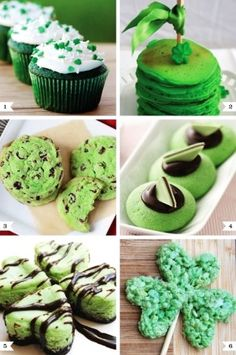 st. patrick's day: st. patrick's day food ideas - Sunglasses