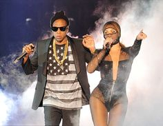 Beyonce and Jay Z Begin Their Joint Megatour