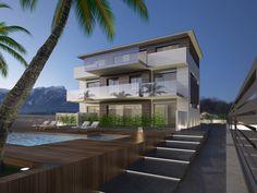 Anteproyecto para apartamentos turísticos