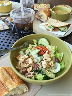 17 Must-Try Healthy Salad Recipes + Why I Love Panera Bread