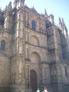 La Catedral de Plasencia, Cáceres.