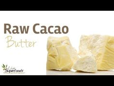 Live Superfoods Cacao Butter, Peruvian Organic, 12 oz - Live Superfoods