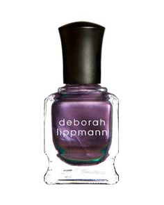 Wicked Game nail polish by Deborah Lippmann at Neiman Marcus.