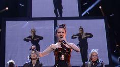 Ace Wilder. Melodifestivalen 2016.