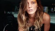 daria werbowy by juergen teller for pop spring / summer 2016 | visual optimism; fashion editorials, shows, campaigns & more!