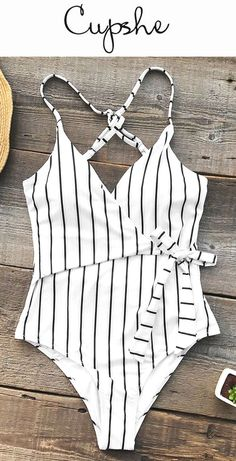 New Arrival! Timeless stripe design! This one-piece features unique tie at waist and cross at back. Send out your glamour from poolside to the beach! Free shipping & Shop now! Guatemala Vacation Для получения информации посетите наш сайт https://storelatina.com/guatemala/travelling