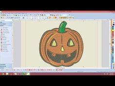 ▶ BERNINA V7 DesignerPlus sneek peek Corel Draw Clipart - YouTube
