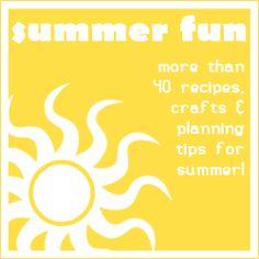 FREE Summer Fun eBook