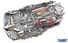 Cutaway Drawing (diagramas em 3D de maquinas mostrando partes internas) [FOTOS]