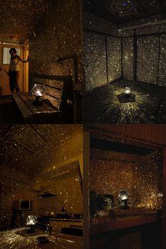 Romantic Star Projector