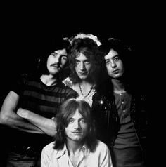 One of my favorite all time photos of Led Zeppelin.