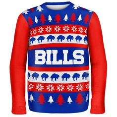 Buffalo Bills Sweater Buffalo Bills Football b852d49a2