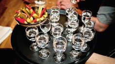 Our writer got past her love/hate relationship with vodka in Poland, where the spirit is a way of life.