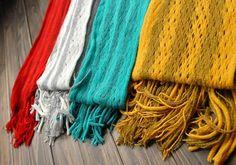 Echarpe rayée en laine - http://www.menrags.com/vetements/echarpe-rayee-en-laine/