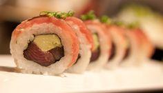 FOTOS: makis y sashimis, las grandes estrellas de la comida japonesa