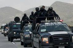 <div>El Comisionado Estatal de Seguridad, Aparicio Avendaño, indicó en entrevista que se espera la llegada de al menos 600 elementos de la Policía