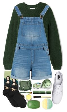 """~Mona Lisa, your guaranteed to run this town~"" by bachelors-new-clothes ❤ liked on Polyvore featuring Origins, HOT SOX, Boohoo, Vans, Surratt, RéVive, Bobbi Brown Cosmetics, Physicians Formula and Sisley"