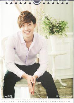 Only Kim Hyun Joong Apr 2013