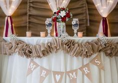 100 Rustic Country Burlap Wedding Ideas You'll Love – Page 12 – Hi Miss Puff