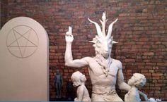 Grupo arrecada 28 mil dólares para criar estátua de Satanás