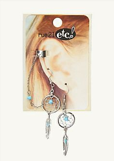 Girls Earrings | etc! | rue21