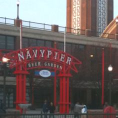Navy Pier in Chicago, Illinois (a fun place to visit)