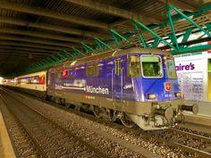 Swiss Railways, Trains, Running, Keep Running, Why I Run, Lob, Train