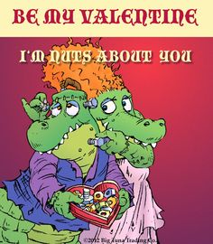 creepy valentine's day cards tumblr