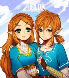 BotW -- arrival is imminent by onisuu