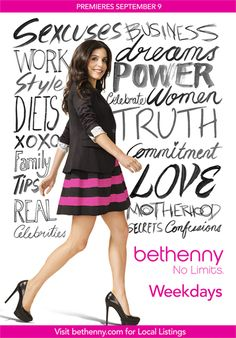 """Watch """"bethenny"""" on September 9th!"""