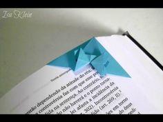 Butterfly Bookmark - Marca Página Borboleta  - Isa klein   ---   YouTube