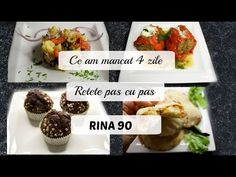 Ep 2 /Ce mananc in 4 zile de Rina/ Retete dieta Rina 90 / Dieta Rina/ What i eat to lose weight - YouTube