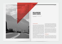 Visual identity concept / Strassenfeger on the Behance Network