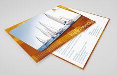Postkarte für Alektum Inkasso GmbH - Werbeagentur muto websolutions e.U.