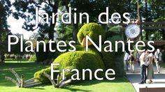 Things to do in Nantes - Visit Jardin des Plantes, Le Voyage à Nantes