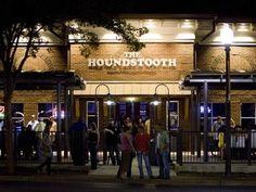 Alabama - Houndstooth: Best bar for students   Tuscaloosa