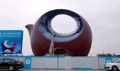 Teapot Building,Wuxi ...