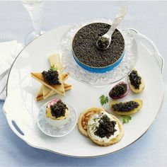 Caviar: Traditional Russian Food. http://foodmenuideas.blogspot.com/2014/03/traditional-russian-food.html