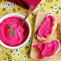 Recipe: Beet hummus a healthier alternative to the Mediterranean staple